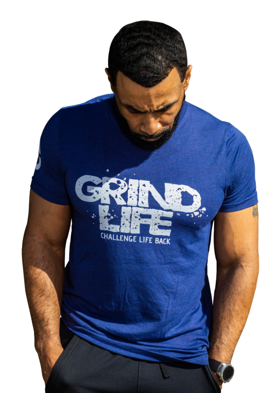 GLA Stay Solid Mens Workout Shirt | 6T4A8841 | Grind Life Athletics