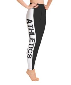 GLA Rush High Waisted Womens Workout Leggings   Right   Grind Life Athletics