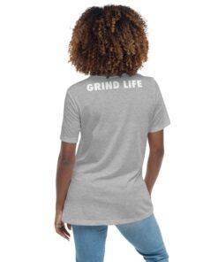 GLA SWAG Womens T-Shirt GW | Back | Grind Life Athletics