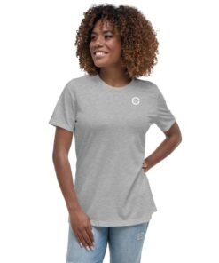 GLA SWAG Womens T-Shirt GW | Front | Grind Life Athletics