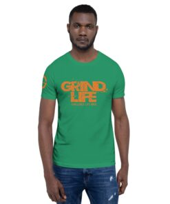 Original Stay Solid Spirit Tee | Front | Green | Grind Life Athletics