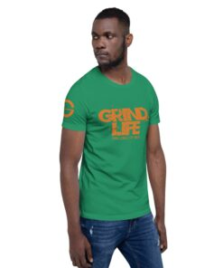 Original Stay Solid Spirit Tee | Right | Green | Grind Life Athletics