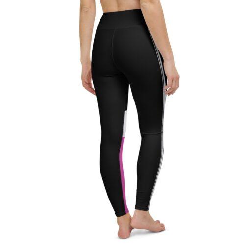 ColorBlocks-Workout-Leggings-Pink-Blue-Back-Grind-Life-Athletics