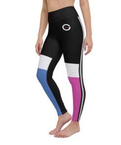 ColorBlocks-Workout-Leggings-Pink-Blue-Front-Left-Grind-Life-Athletics
