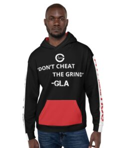 GLA-100-Workout-Hoodie-3-GLA-Red-Front-Grind-Life-Athletics
