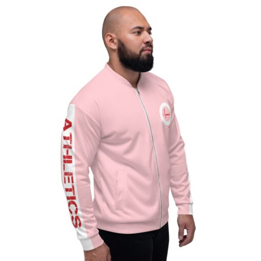 GLA-ONE-Mens-Bomber-Pink-Right-Grind-Life-Athletics
