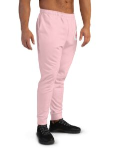 GLA-ONE-Mens-Joggers-Pink-Right-Grind-Life-Athletics