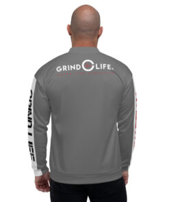 GLA-One-Mens-Bomber-GWR-Back-Grind-Life-Athletics