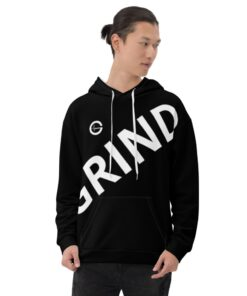Grind-Life-Gruel-Workout-Hoodie-White-Front-Grind-Life-Athletics