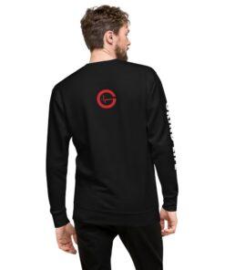 Grinder-Nation-Premium-Unisex-Fleece-Pullover-WR-B-Back-Grind-Life-Athletics