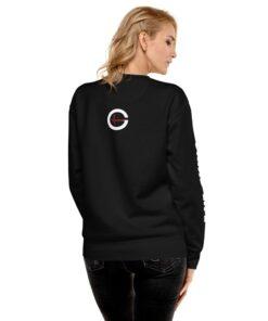 Grinder-Nation-Premium-Unisex-Fleece-Pullover-WR2-B-Back-Grind-Life-Athletics