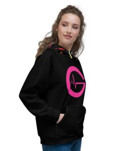 Jungle-G-Workout-Hoodie-Pink-Black-Right-Grind-Life-Athletics